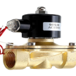 Normally closed solenoid valve water AC 220V