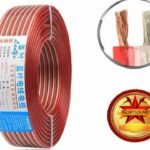 Blue leaf cable speaker – cable audio – cable 600 gold and silver wire 600 audio wire ceiling speaker wire